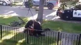 WARNING: Edmonton officer charged for violent 2019 arrest 4