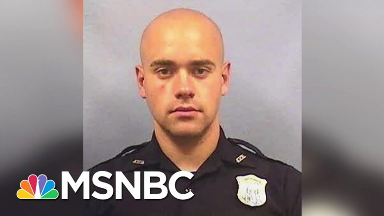 NBC News: Officer Who Fatally Shot Rayshard Brooks Disciplined For Use Of Force With Firearm | MSNBC 1
