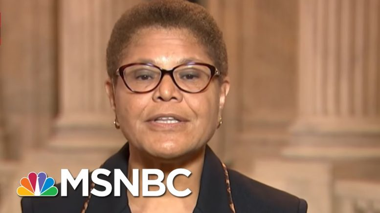 House's Police Reform Bill Scheduled For Markup On Wednesday | Morning Joe | MSNBC 1