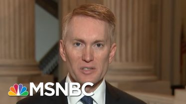 Senator Encourages Masks At Upcoming Trump Rally | Morning Joe | MSNBC 10