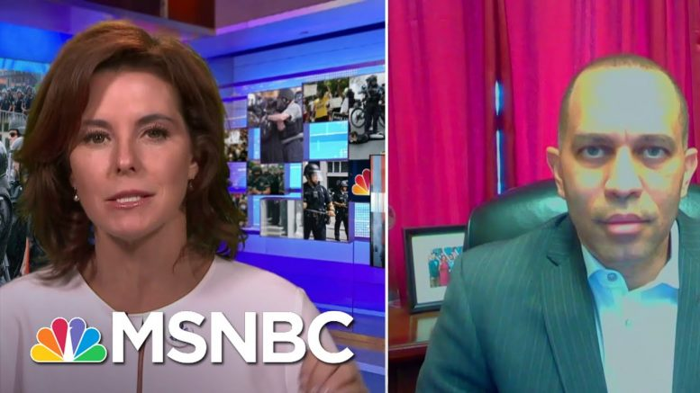 Hakeem: We Are Committed To A 'Long, Necessary, Majestic March Toward A More Perfect Union' | MSNBC 1