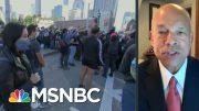 Trump Threat To Send Military To U.S. Cities Misses Key Details | Rachel Maddow | MSNBC 2