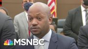 Attorney Praises Officer Becoming Witness: 'Officers Like That...Change Policing' | MSNBC 2