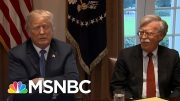 NY Times Reporter Who Obtained John Bolton's Book Ahead Of Release Discusses What's Inside | MSNBC 3
