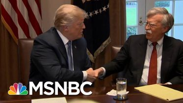 Bolton Blames Democrats For Failed Impeachment Despite Refusing To Testify | All In | MSNBC 6