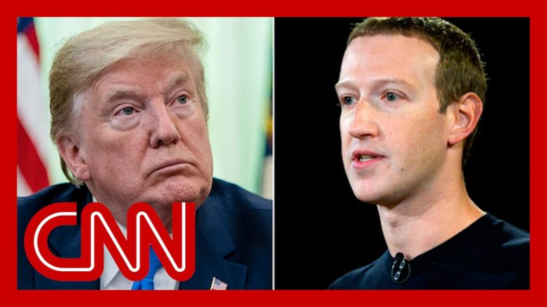 Facebook pulls Trump ads for violating 'organized hate' policy 1