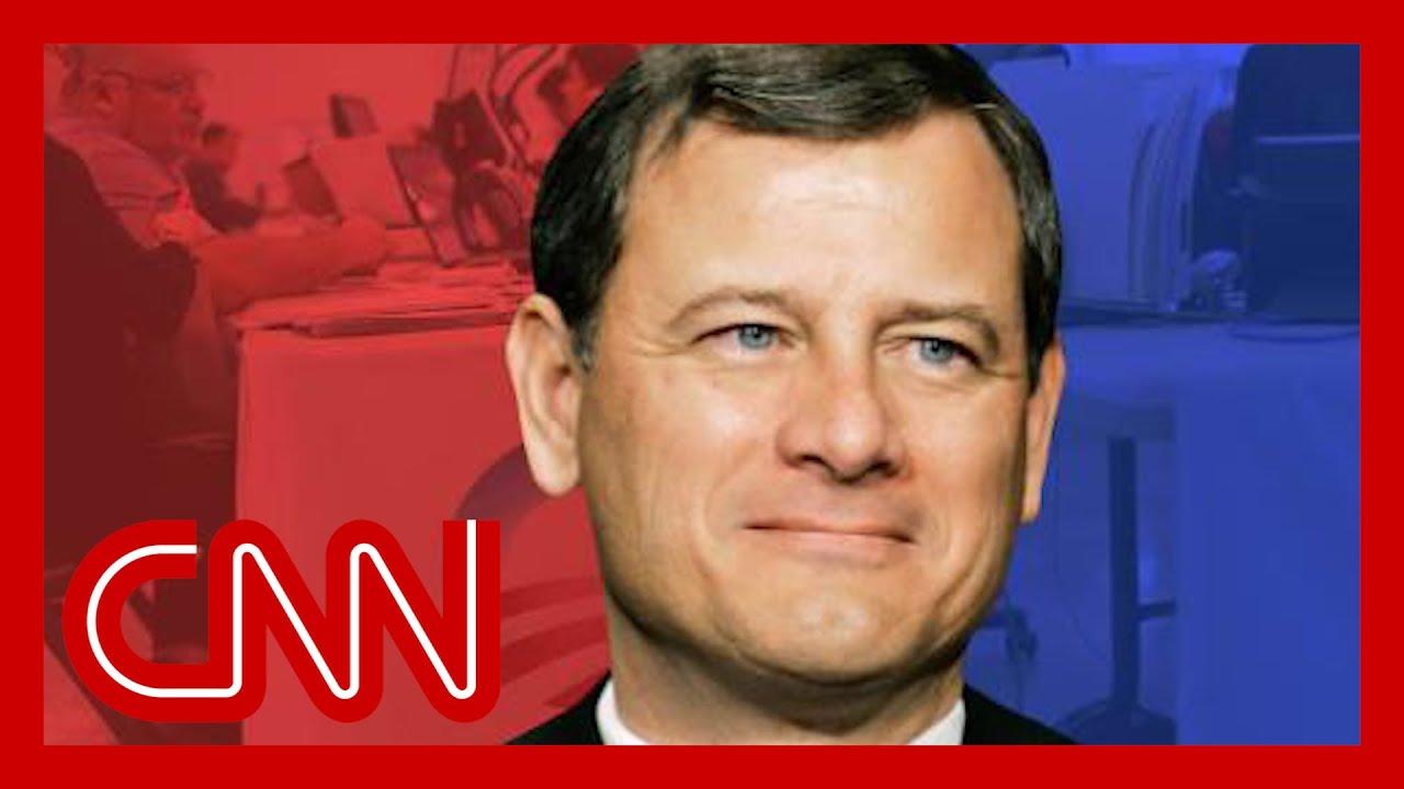 John Roberts is the new Supreme Court swing vote, Toobin says 1