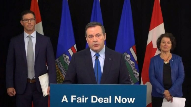 'Fair Deal Panel' want made-in-Alta. solution to replace RCMP,  Canadian Pension Plan 1