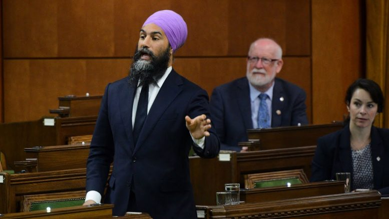Jagmeet Singh won't apologize for calling Bloc MP racist 1