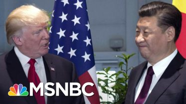 In New book, Bolton Says Trump Asked China For Help With Reelection | The Last Word | MSNBC 6