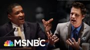 Cedric Richmond Gets In Fiery Exchange With Matt Gaetz Over Race | The 11th Hour | MSNBC 2