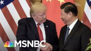 Bash: If Trump Asked China For 2020 Help, It's A Low Point In U.S. History | The 11th Hour | MSNBC 4