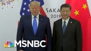Bolton Book: Trump Asked China To Help Him Win In 2020 | The 11th Hour | MSNBC 4
