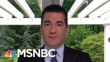 Dr. Gottlieb: Virus Outbreaks Happening In Parts Of U.S. | Morning Joe | MSNBC 6