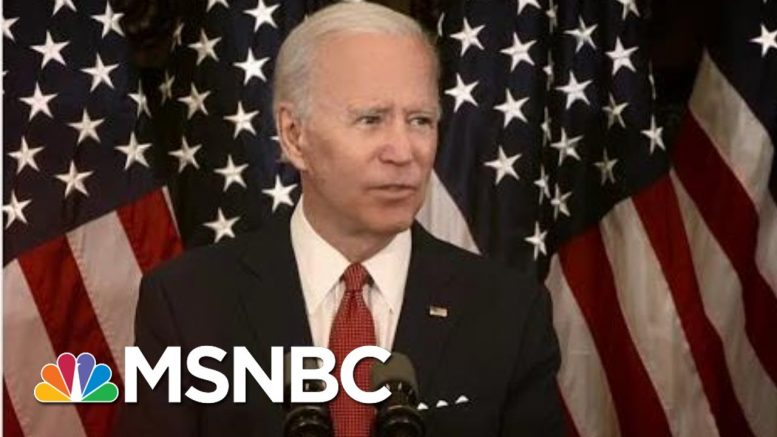 Biden Campaign Launches First General Election Ad | Morning Joe | MSNBC 1