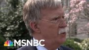 John Bolton Book: Obstruction Of Justice 'A Way Of Life' In Trump White House - Day That Was | MSNBC 5