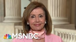 Speaker Pelosi: Trump 'Is Ethically Unfit' To Be President | Andrea Mitchell | MSNBC 6