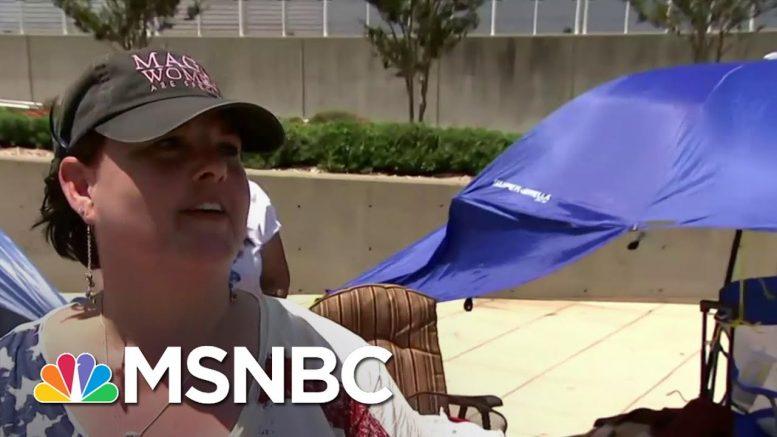 Trump Supporter On Tulsa Rally: 'Not Worried About The Coronavirus' | MSNBC 1