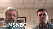 Officer Charged In Rayshard Brooks' Death: 'I Thought He Was Friendly' | MTP Daily | MSNBC 3