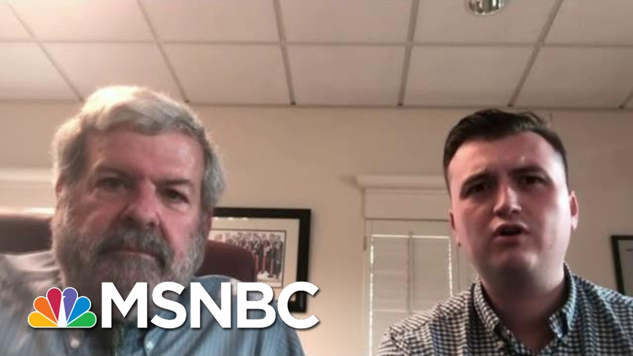 Officer Charged In Rayshard Brooks' Death: 'I Thought He Was Friendly' | MTP Daily | MSNBC 7