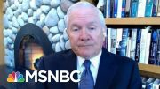 Former Sec. Of Defense Gates On Trump's Use Of The Military | Deadline | MSNBC 3