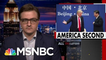 How Trump Misled U.S. On Coronavirus While Seeking Chinese Reelection Help | All In | MSNBC 5