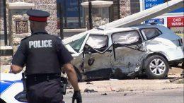 Horrific crash in Brampton, Ontario kills mom and three kids 2