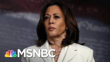 Zerlina Maxwell: Dem Vice Presidential 'Advantage' Is Now With Sen. Harris   The Last Word   MSNBC 6