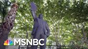 America Marks Juneteenth Amid Protests Over Racial Inequality | The 11th Hour | MSNBC 5