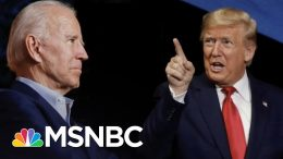 Biden Leading Trump In Six Key 2020 Swing States Poll Shows | The 11th Hour | MSNBC 2