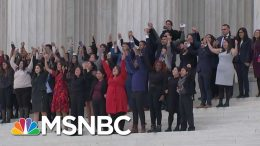 Trump Admin Sloppiness Hands Supreme Court Victory To DREAMers | Rachel Maddow | MSNBC 2