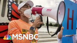 How Will Evangelicals Feel About Trump After SCOTUS Rulings?   Morning Joe   MSNBC 3