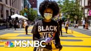 This is the time for action. | MSNBC  4