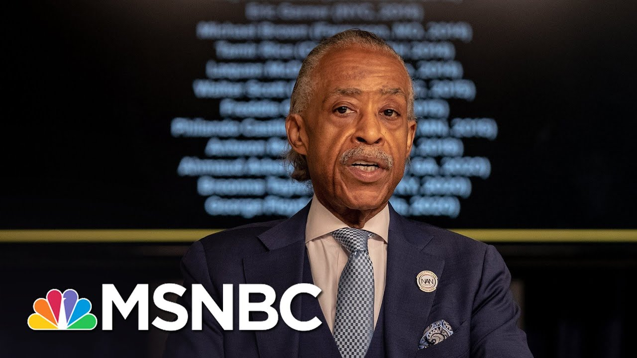 Sharpton At JusticeCon: An Understanding Of Psychology Can Help Fight Social Injustice | MSNBC 8
