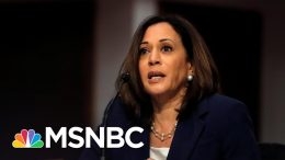 Sen. Kamala Harris Shares Aims Of Justice In Policing Act At JusticeCon | MSNBC 4