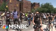 Juneteenth Rallies Across New York City Protest Police Brutality, Demand Change | MSNBC 4