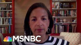 Susan Rice: Trump Administration 'Has Been Racist To Its Core' | Andrea Mitchell | MSNBC 8
