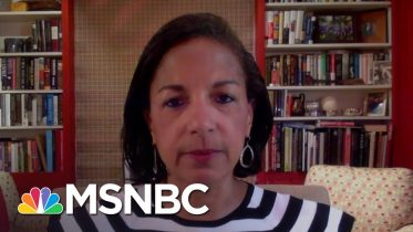 Susan Rice: Trump Administration 'Has Been Racist To Its Core'   Andrea Mitchell   MSNBC 10