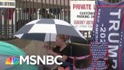 Oklahoma Supreme Court Denies Request To Enforce Safety Requirements At Trump Rally | MSNBC 2