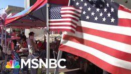 Coronavirus Task Force Members Advised Against Trump Rally In Tulsa   Deadline   MSNBC 3