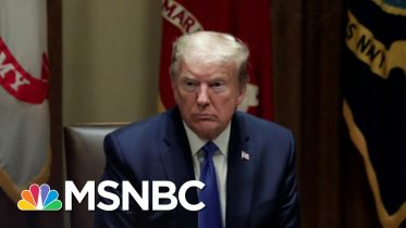 'The Only Winner Here Is The Virus. Period.' | Deadline | MSNBC 10