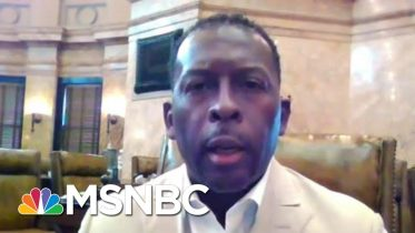 Pressure Mounts On Mississippi To Remove Confederate Symbol From State Flag | MTP Daily | MSNBC 6