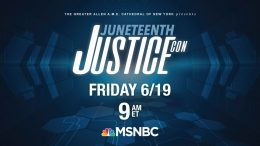 Live:  'JusticeCon: A Path Towards Freedom' Social Justice Conference | MSNBC 5