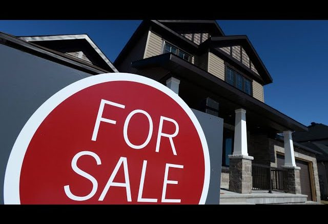 Mortgage rules tightening as home prices expected to drop 1