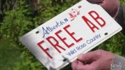 Calgary man wins court case for personalized 'Free Alberta' license plate 5