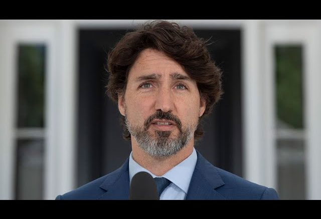 Prime Minister Trudeau explains why he took part in protests amid the COVID-19 pandemic 1