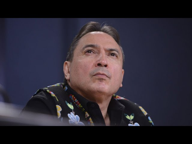 """""""Complacency is killing our people"""": Perry Bellegarde on systemic racism in the RCMP 4"""