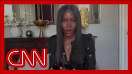 """Naomi Campbell: I'm """"sick and tired"""" of people dying needlessly 2"""