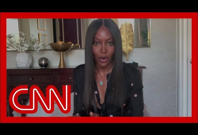 "Naomi Campbell: I'm ""sick and tired"" of people dying needlessly 1"