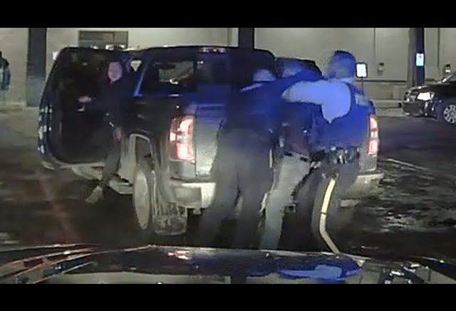 WARNING: Video shows violent RCMP arrest of Allan Adam 1